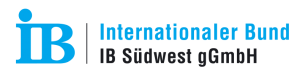 Logo des IB Internationaler Bund Suedwest gGmbH