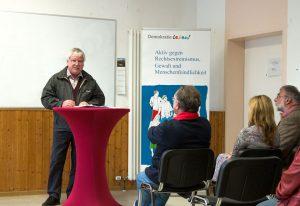 Helmut Geis, Leiter des IB in Idar-Oberstein